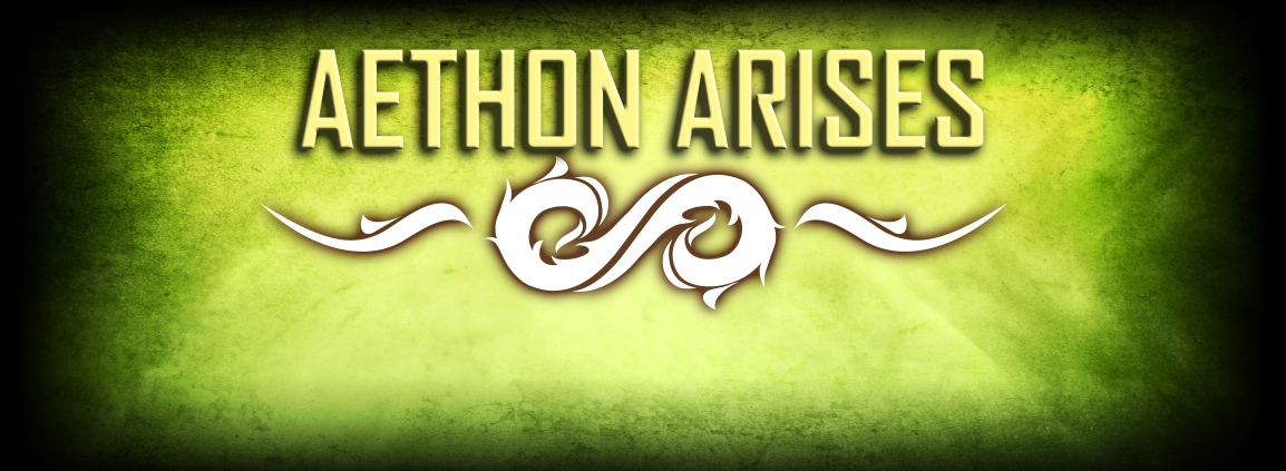 Aethon Arises – Now available topreorder!