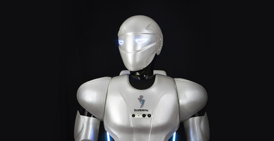 Surena III – humanoidrobot