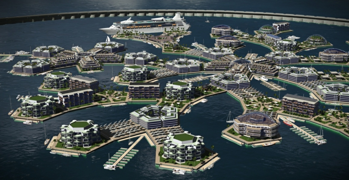 Seasteading – Cities Riding theWaves