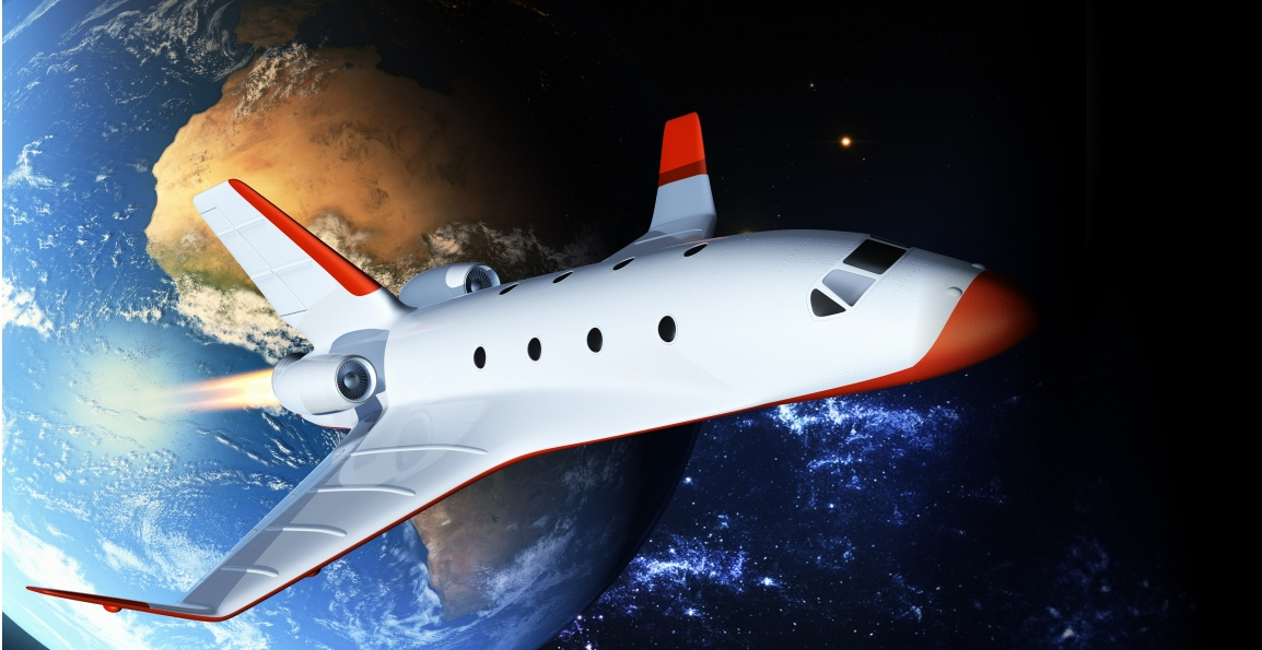 """""""Dream Chaser"""" Space CargoPlane"""
