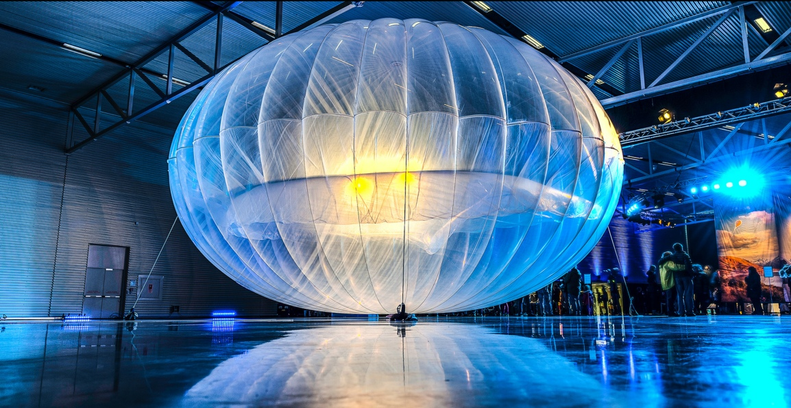 Project Loon – Balloons Providing Internet Access to theWorld