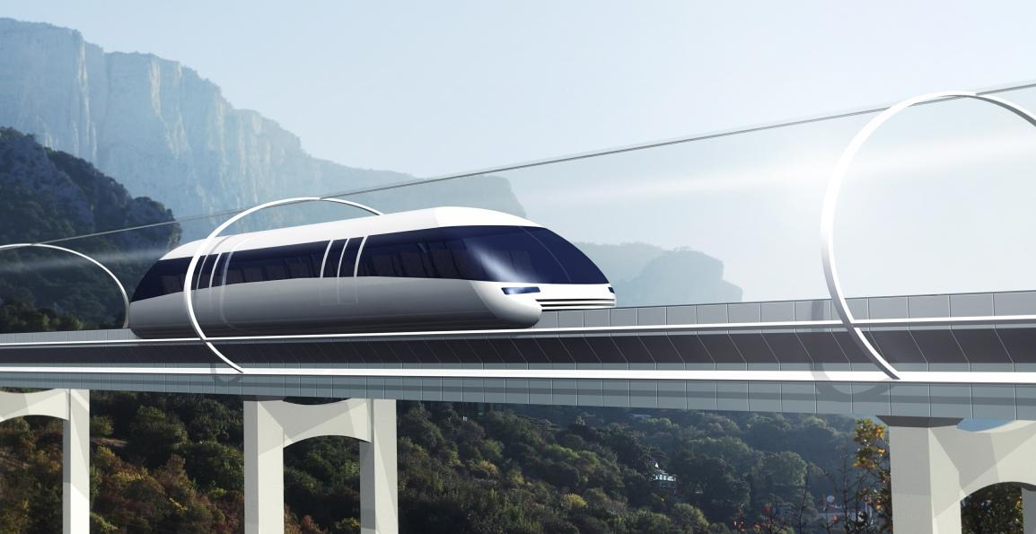Hyperloop Travel – Commuting at SuperSpeed