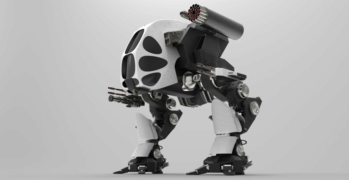 Autonomous Killer Robots