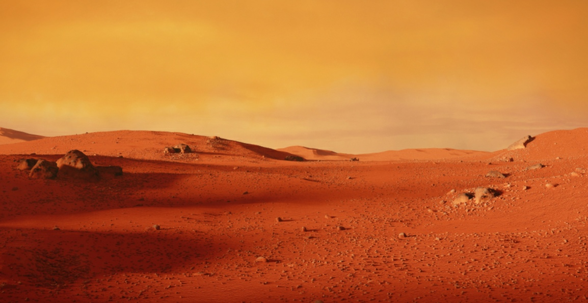Microbes on Mars
