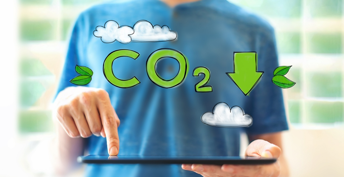 Capturing CO2 from the Environment
