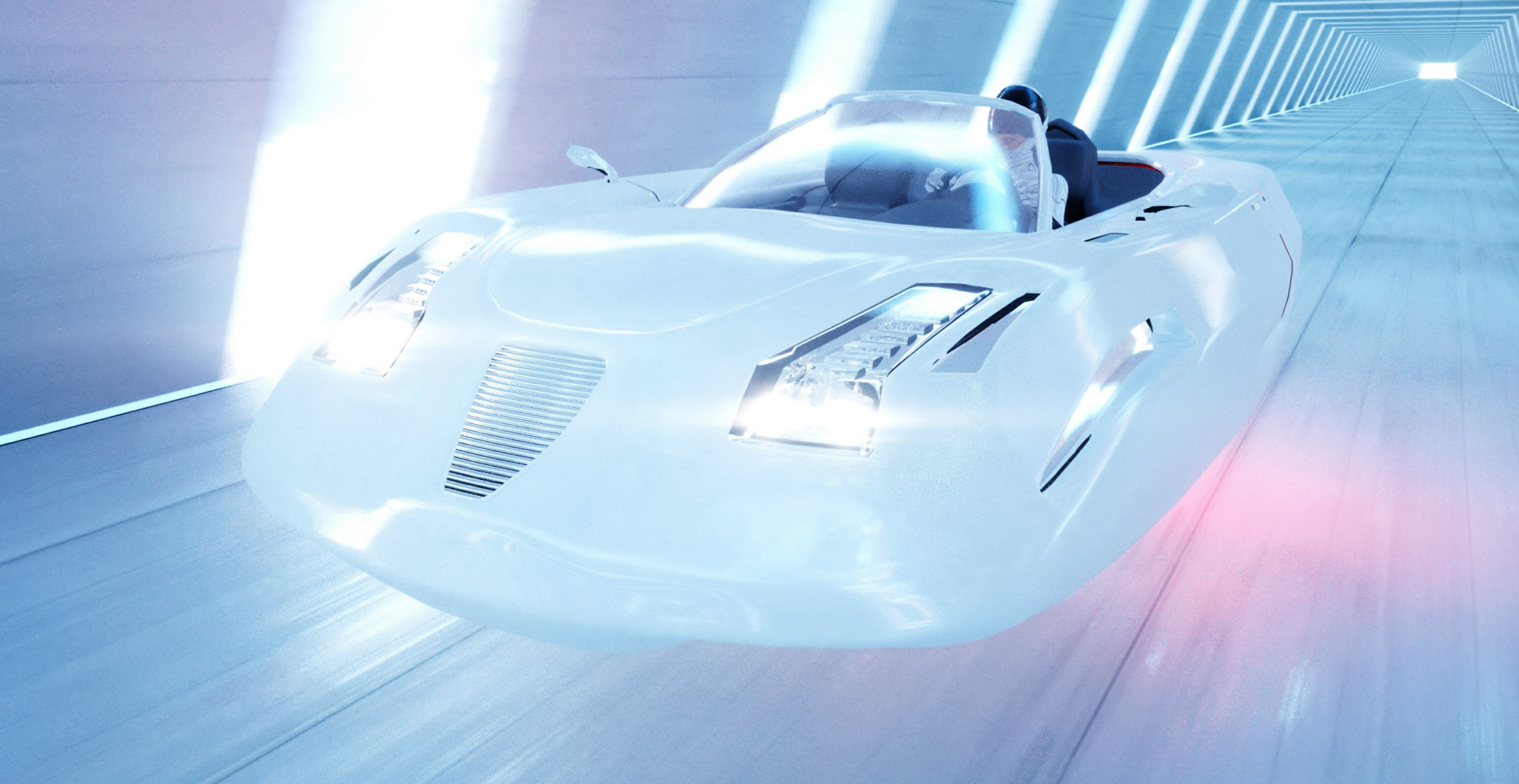 Porsche and Boeing are working on a flying car concept