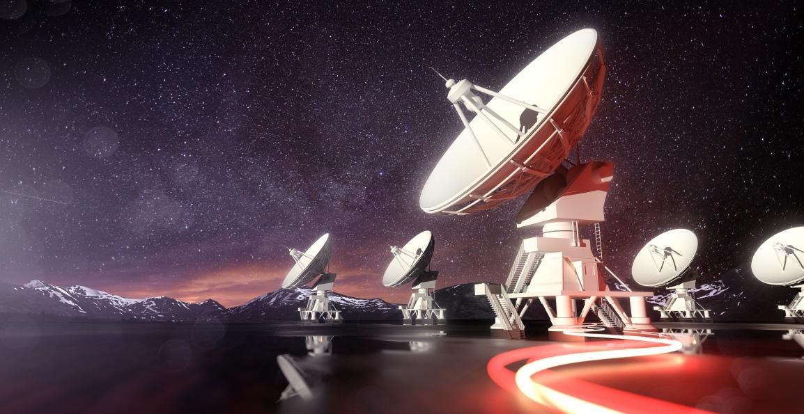 Deep Space Signal