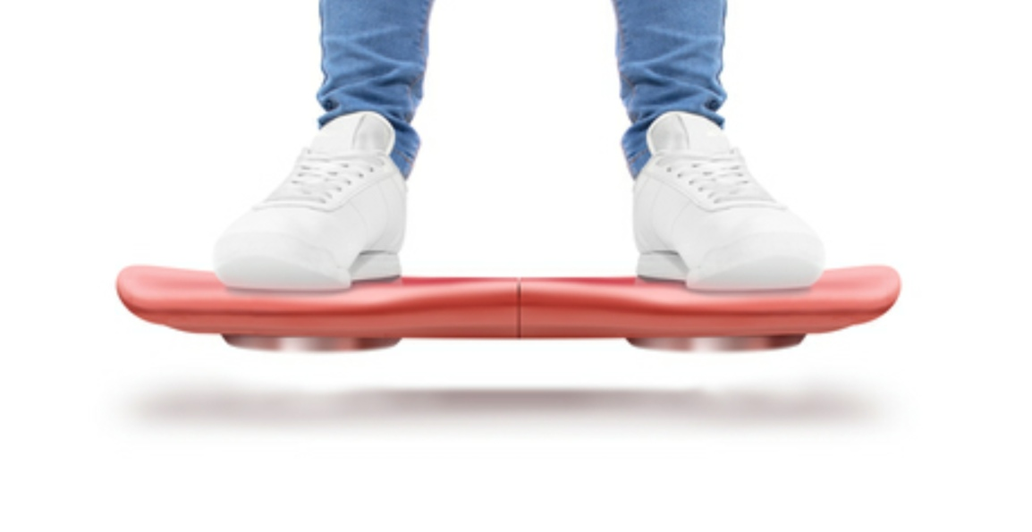 A WORKING HOVERBOARD? NOW, A REALITY!
