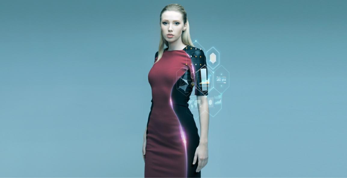 Smart Fabrics Turning Your Clothes into a Walking DigitalDisplay